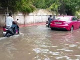 Video : Chaos In Rain-Drenched Chennai, People Asked To Stay Home