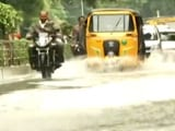 Video : Rain Starts Again In Chennai, Schools To Stay Closed Tomorrow