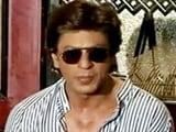Video : मीडिया से बात करते हुए शाहरुख खान ने खोले दिल के राज
