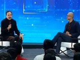 Video : Humans Will Design How They Will Stay In The Loop With AI: Satya Nadella