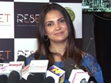 Video: Lara Dutta Shares Her Fitness Mantra