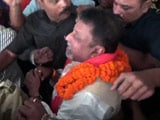 Video : Mukul Roy, Now BJP Man, Back in Kolkata, Mamata Banerjee Makes Key Changes