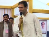Video : Bigger Gujarat Leaders 'Would Finish Us': Rahul Gandhi's 'Secret Agents'