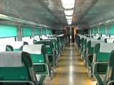 Video : Revamped Delhi-Kathgodam Shatabdi Has Wi-Fi, Swanky Decor, Braille Signs