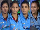 Video : The Real 'Chak De' Girls