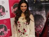 Video : Padmavati Star Deepika Padukone On Shooting Ghoomar