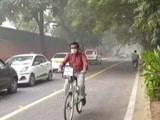 Video : दिल्ली की ज़हरीली हवा को लेकर एम्स निदेशक की चेतावनी