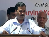 Video : Decision On Odd-Even By Today Or Tomorrow, Says Arvind Kejriwal
