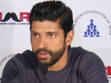Video : Farhan Akhtar Answers Tough Questions On Gender Inequality In Bollywood