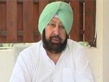 Video : Arvind Kejriwal A Peculiar Person, Says Amarinder Singh In Delhi Smog Row