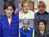 Video : Politicians Bicker On Pollution Nightmare: Who's Accountable?