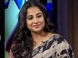 Video : Vidya Balan Urges For Naming And Shaming Of Predators