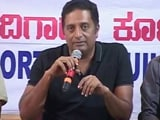 Video : BJP Hungers For Power, Trying To Silence Dissent, Says Actor Prakash Raj