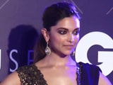 Video : Deepika Padukone Avoids Questions On <i>Padmavati</i> Controversy