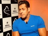 Video: Salman Khan On Charity And Being Human