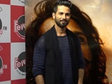 Video: <i>Padmavati</i> Is A Special Film For India: Shahid Kapoor