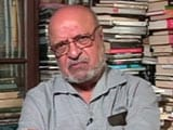 Video : 'Government Is Acting As Per Its Whims': Shyam Benegal