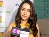 Video : Shraddha Kapoor Visited A Government School In Mumbai On Children's Day