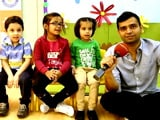 Video : In Conversation With Kids