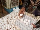 Video : अंडे की कीमत में आया उबाल