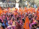 Video : सड़क पर उतरा भारतीय मजदूर संघ