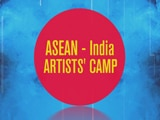 Video: Artists From 11 Countries Come Together At ASEAN India Art Camp