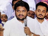 Video : Hardik Patel Group Delivers New Ultimatum To Congress. Deadline Is Midnight