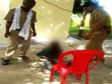 Video : On Video, UP Cops Seen Torturing Boy Inside Police Station Compound