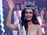 Video : भारत की मानुषी छिल्लर बनी मिस वर्ल्ड 2017
