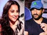 Video : Star Crazy: Rapid Fire With Vidya Balan And Saif Ali Khan