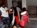 Video : Telangana Youth Leader Beats Up Wife, Caught On Camera