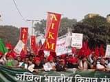 Video : प्राइम टाइम : दिल्ली में किसान मुक्ति संसद में जुटे देश भर के किसान