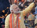 Video: PM Modi Is 'Brahma', 'Gujarat Model' In Parliament, Snipes Opposition