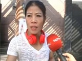 Video : The Tournament Is A Very Good Platform For The Young Boxers: MC Mary Kom