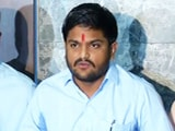 Video : Not Openly With Congress But Against BJP, Says Hardik Patel