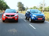 Video : Tata Nexon Takes On Ford EcoSport