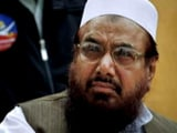 Video : Hafiz Saeed Release Shows Pak's True Face, Says Outraged India