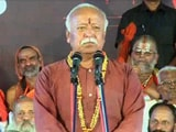 Video : Only Ram Mandir And Nothing Else At Ayodhya Site, Says RSS Chief