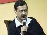 Video : 'Modi vs People,' Claims Arvind Kejriwal At Event With Arun Shourie