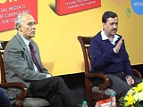 Video: Arun Shourie, Arvind Kejriwal On Who's Winning Social Media War