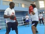 Video : Coaching From Grassroots Is Important, Says AIBA Instructor Andile Mofu