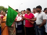 Video: Organ Donation Walkathon Flagged Off From Chennai