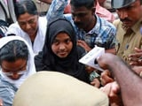 Video : Hadiya Freed From Parents' Custody, Can Meet Husband In College