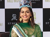 Video: Bollywood Is Not On My Mind: Miss World Manushi Chhillar