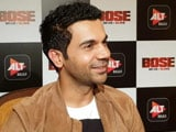 Video : Will Quit Acting The Day I Stop Challenging Myself: Rajkummar Rao