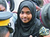 "Video : Can Hadiya Meet Husband In Salem College? ""With My Permission,"" Says Principal"