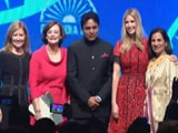Video : Ivanka Trump, Cherie Blair Speak On Women Leading Business