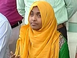 Video : Not Free To Meet Man I Love, College Is 'Prison', Says Hadiya
