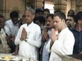 Video: गुजरात का गढ़ : सोमनाथ मंदिर में राहुल का 'धर्मसंकट'