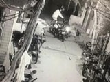 Video : CCTV में कैद हुआ दिल्ली का गैंगवार